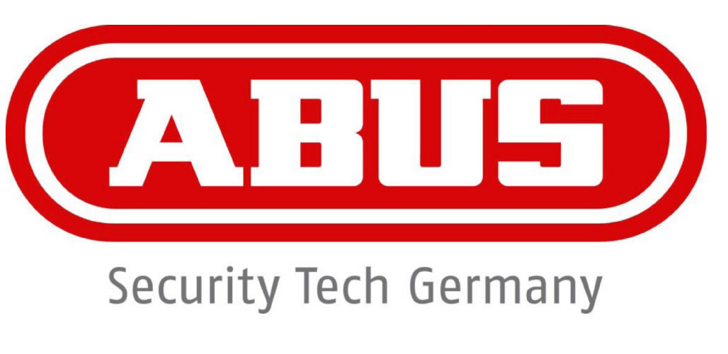 Abus Logo - Security Tech Germany