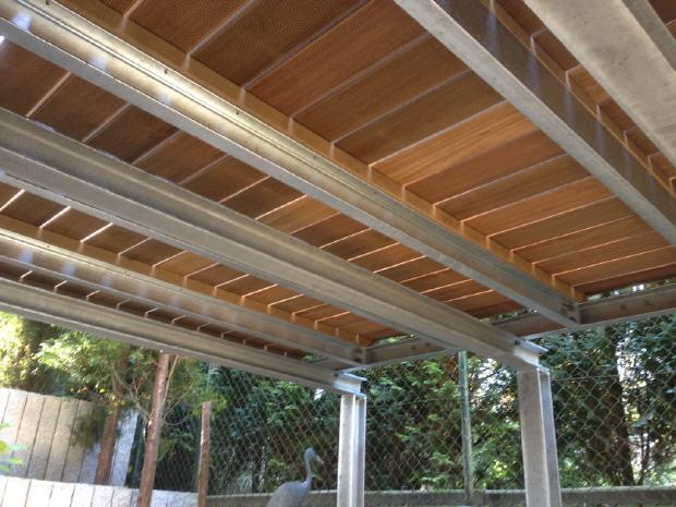 Galerie Stahlbauarbeiten